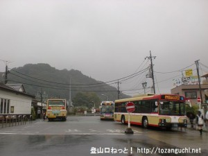 高尾駅北口バスのりば(バスターミナル)