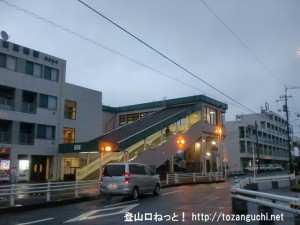 JR小宮駅(西口・JR八高線)