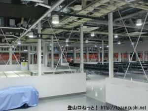 成田空港第2ターミナルの北ウェイティングエリア
