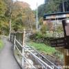 本仁田山(大休場尾根)の登山口 安寺沢にアクセスする方法