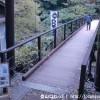 大多摩ウォーキングトレイルの鳩ノ巣小橋にアクセスする方法