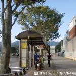 武蔵五日市駅バス停(西東京バス)