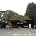 尾張富士の登山口 大宮浅間神社に羽黒駅からアクセスする方法