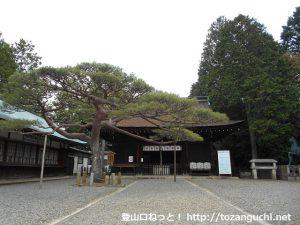 大宮浅間神社の本殿