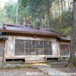 白鳥山の登山口 設楽町の白鳥神社に町営バスでアクセスする方法
