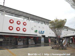 上田駅(お城口)