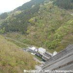 若御子山の登山口 浦山ダムに浦山口駅からアクセスする方法