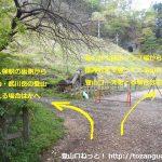 芦ヶ久保駅西側のトンネル前