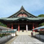 大光院の本堂(太田市)