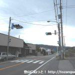 小野上駅から中之条方面に進む
