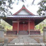 戸神山の登山口 虚空蔵尊と観音寺にバスでアクセスする方法