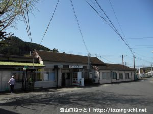 本長篠駅(JR飯田線)