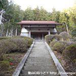 御園富士と神野山の登山口 熊野神社にバスでアクセスする方法