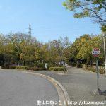 植物園バス停(名鉄バス)