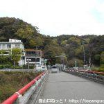 定光寺駅横の庄内川に架かる橋