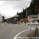 横川バス停(設楽町町営バス)