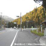 滝上バス停(豊鉄バス)