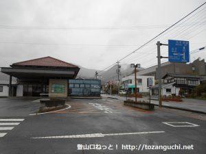 青木バスターミナル(千曲バス)