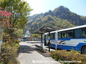 横川駅バス停