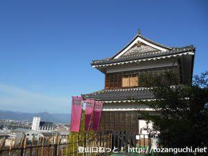 上田城の櫓