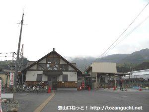 影森駅(秩父鉄道)