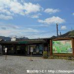 白久駅(秩父鉄道)