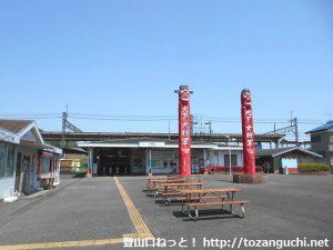 高麗駅(西武秩父駅)