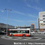 前橋駅北口バスターミナル