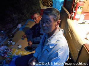 沼田の木彫り名人