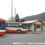 鎌田バス停(関越交通)
