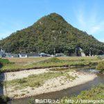 和気富士・神ノ上山の登山口に和気駅から歩いてアクセスする方法