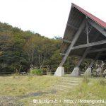 駒の尾山登山口に西粟倉駅から歩いてアクセスする方法