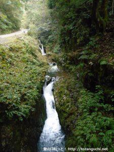 不動ノ滝(兵庫県朝来市)