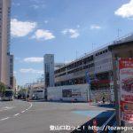 広島駅(新幹線口)バスのりば
