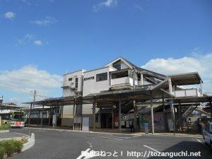 宮内串戸駅(JR山陽本線)