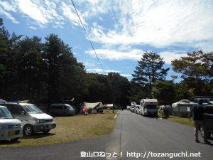 聖湖キャンプ場(広島県北広島町)