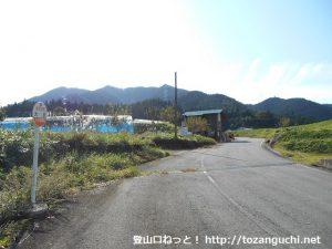 大忠バス停(新見市営バス)