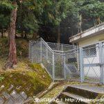 作山集落の水道施設
