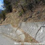 乾徳山の登山口 徳和峠と乾徳神社にバスでアクセスする方法