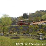 蛾ヶ岳・四尾連湖の登山口 大門碑林公園にアクセスする方法