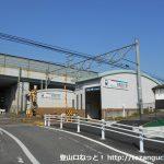 名電長沢駅(名鉄名古屋線)