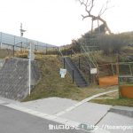 中貝津の京ヶ峯登山口
