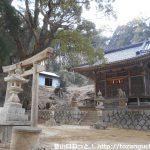 白髭八柱神社(岡崎市)