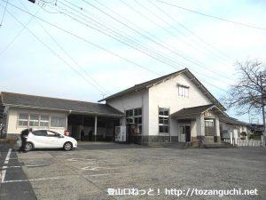 新城駅(JR飯田線)