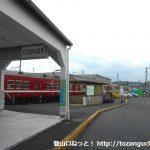 西鹿島駅バス停(遠鉄バス)