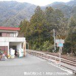 奥泉駅(大井川鉄道)