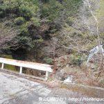 林道平野線の鎌沢橋