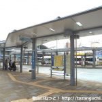 清水駅バスターミナル
