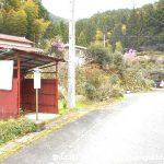 天子湖入口バス停(宮バス)