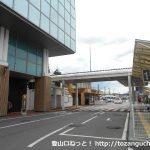 富士山駅バスターミナル